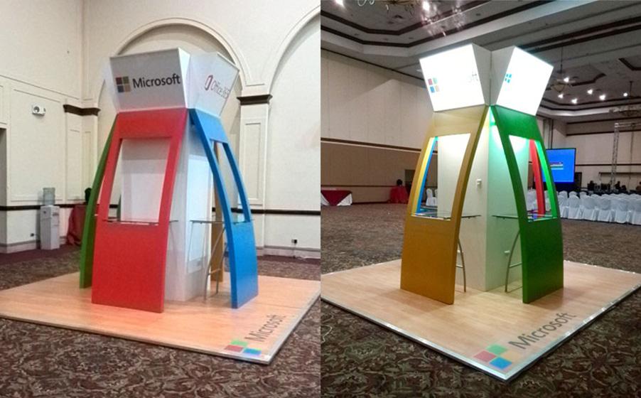 Kiosko Microsoft
