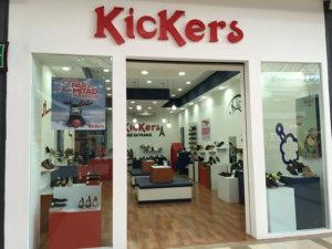 Kickers El Naranjo